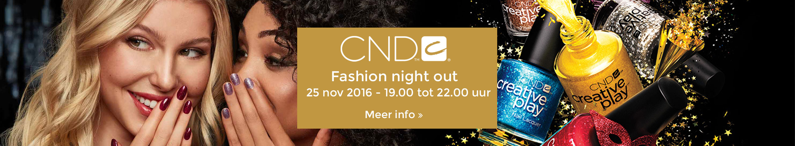 CND-C Fashion night out